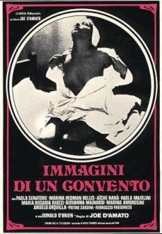 Immagini di un convento 1979 İtalyan Erotik Filmi İzle